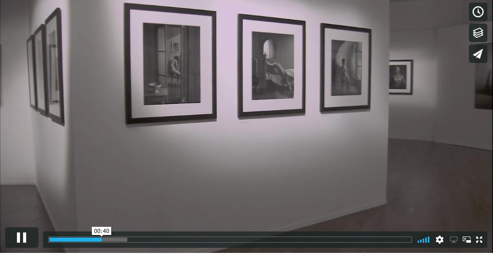 Vidéo Christian Coigny exposition musée historique de lausanne