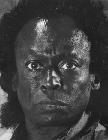 miles davis portrait by christian coigny