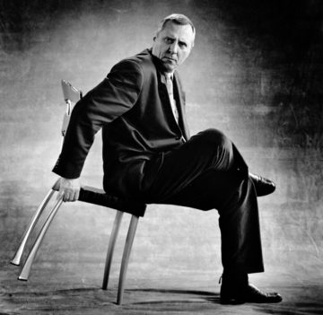 peter greenaway by Christian Coigny