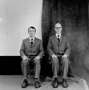 gilbert and george by Christian Coigny