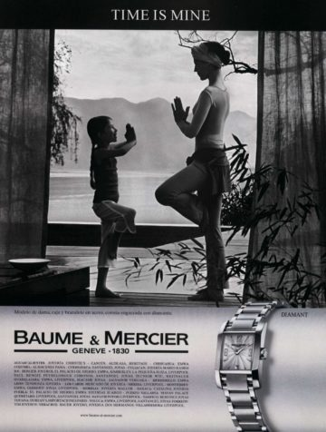baume et mercier by christian coigny