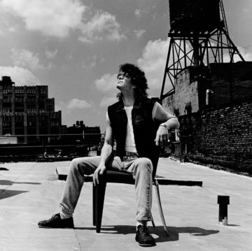 lou reed by Christian Coigny